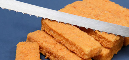 Fischbandsägeblätter Bandsägeblätter für Fisch und Lebensmittel - B+S Germany